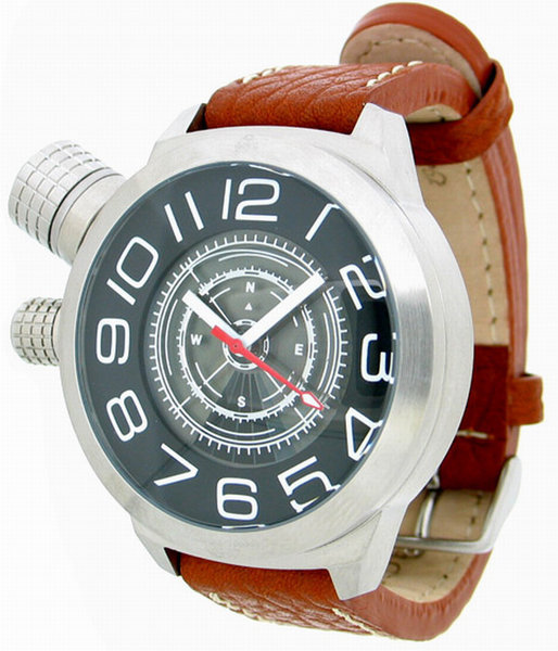 Tauchmeister Tauchmeister XL mens watch 45mm T0119
