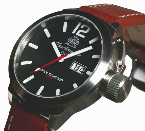 Tauchmeister Tauchmeister 45mm XL mens watch T0128