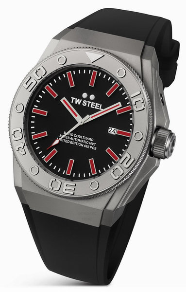 TW Steel TW Steel CE5005 CEO Diver David Coulthard Swiss Automatik Uhr 48mm