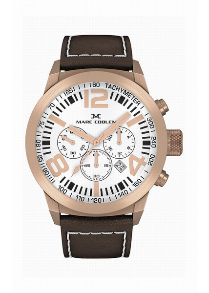 Marc Coblen Marc Coblen MC42R4 chronograph ladies watch 42mm