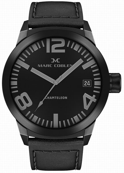 Marc Coblen Marc Coblen MC50B1 Herrenuhr 50mm