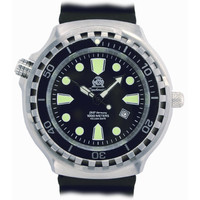 Tauchmeister Tauchmeister T0253 Diver Craft 1000m automatic XXL watch