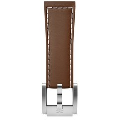 Marc Coblen MCSLS1694 brown leather watch strap