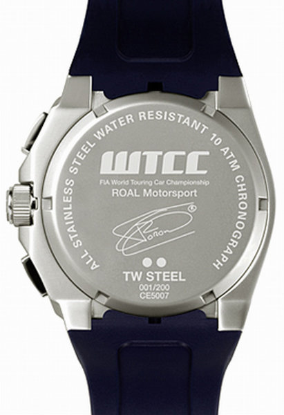 TW Steel TW Steel CE5007 Tom Coronel CEO Tech Diver Limited Edition Uhr 48mm
