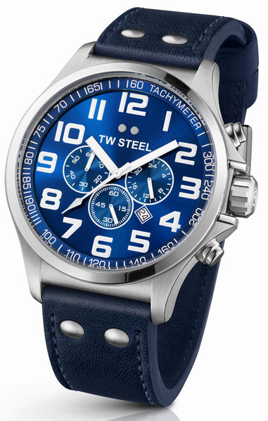 TW Steel TW Steel TW403 Pilot chronograph watch 48 mm