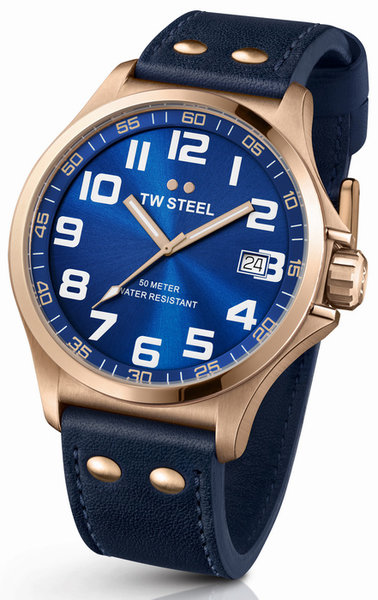 TW Steel TW Steel TW404 Pilot watch 45 mm