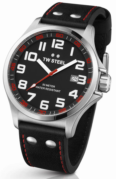 TW Steel TW Steel TW411 Pilot watch 48 mm