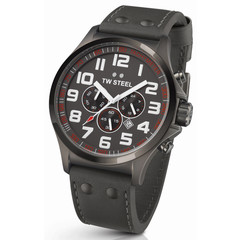 TW Steel TW423 Pilot chronograph watch 48 mm