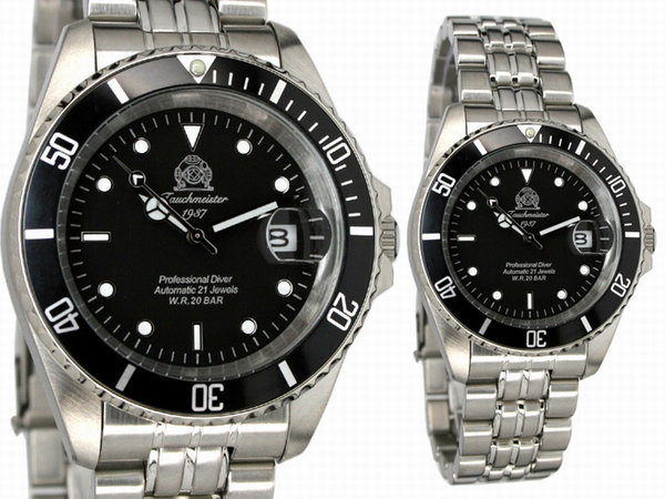 Tauchmeister Tauchmeister T0250 Automatic Divers Watch 200m