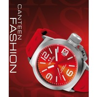 TW Steel TW Steel TW510 Canteen Fashion watch red 45 mm
