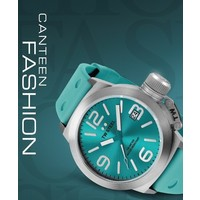TW Steel TW Steel TW525 Canteen Fashion watch turquoise 45 mm