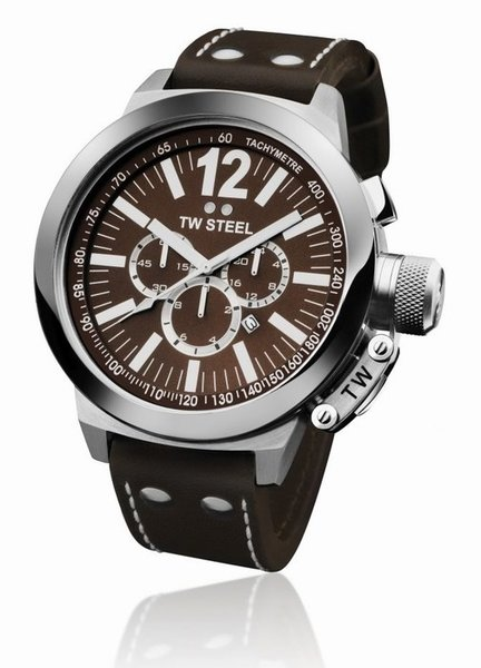 TW Steel TW Steel CE1011 CEO Collection Chronograph Uhr 45mm DEMO