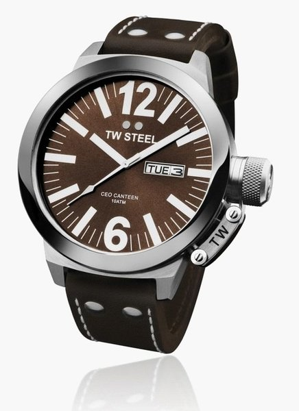 TW Steel TW Steel CE1010 CEO Collection Uhr 50mm DEMO