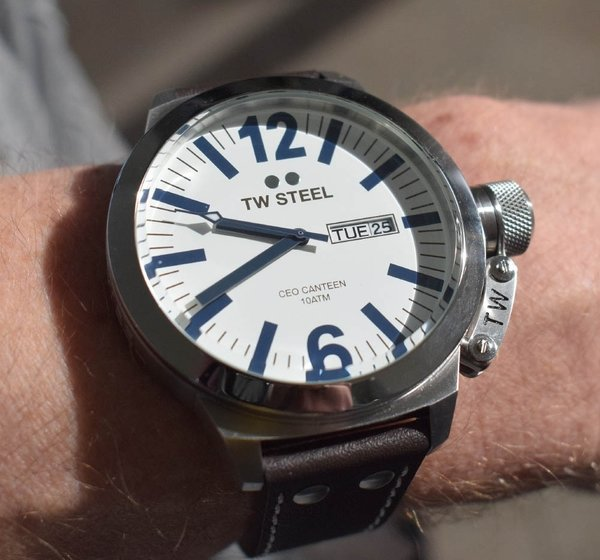 TW Steel TW Steel CE1006 CEO Uhr 50mm DEMO