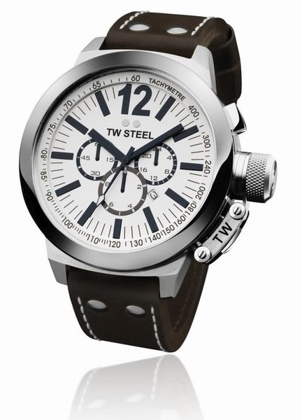 TW Steel TW Steel CEO Collection watch 45mm Chrono CE1007
