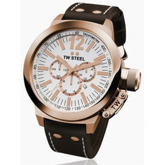 TW Steel CEO Collection watch 50mm Chrono CE1020 DEMO