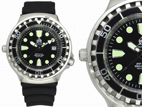 Tauchmeister Tauchmeister T0263 automatic divers watch 100 ATM