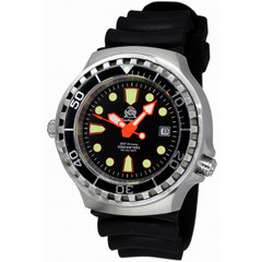 Tauchmeister T0264 automatic divers watch 100 ATM