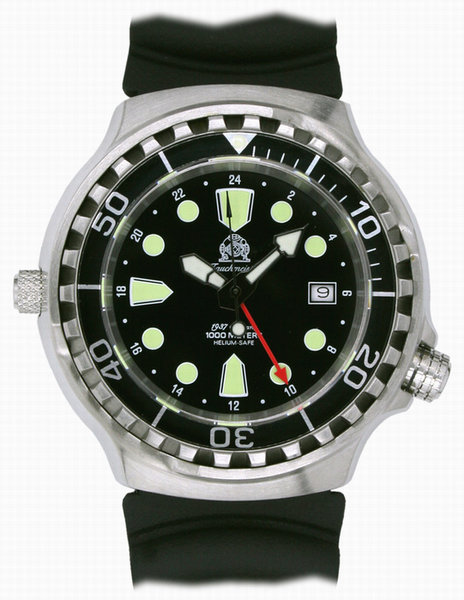 Tauchmeister Tauchmeister T0268 automatic divers watch 100 ATM