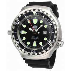 Tauchmeister T0266 automatic diver XL watch 100 ATM