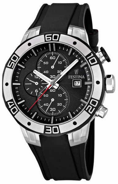 Festina Festina F16667/6 Tour of Britain 2013 Chronograph Uhr 45mm