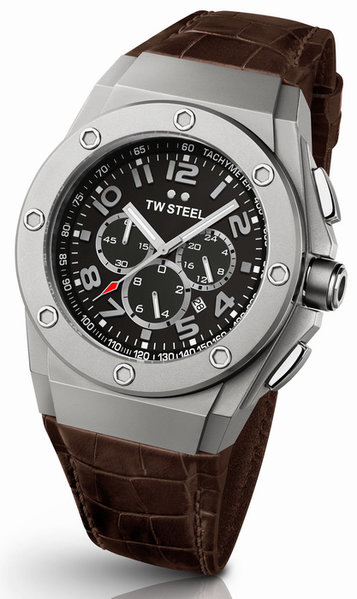 TW Steel TW Steel CE4014 CEO Tech Chronograph Uhr 48 mm