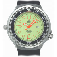 Tauchmeister Tauchmeister T0269 automatic XL diver watch 100 bar