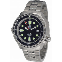 Tauchmeister T0268M automatic divers watch 100 ATM