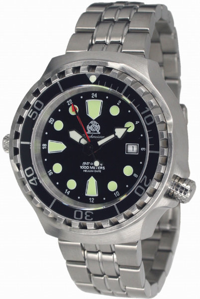 Tauchmeister Tauchmeister T0268M automatic divers watch 100 ATM