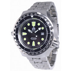 Tauchmeister T0038M divers watch 100 ATM