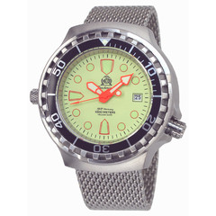 Tauchmeister T0228MIL  automatic diver watch 100 ATM