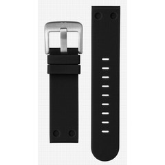 TW Steel TWB581 silicon strap black 24 mm