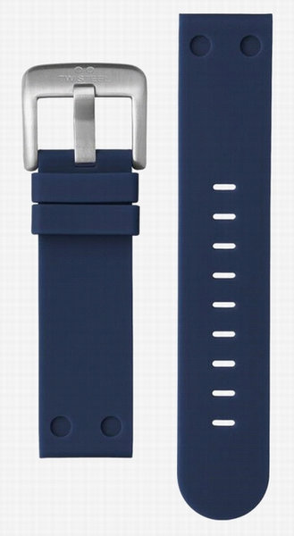 TW Steel TW Steel TWB585 silicon strap blue 22 mm