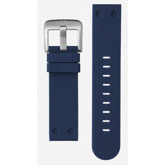TW Steel TWB586 silicon strap blue 24 mm