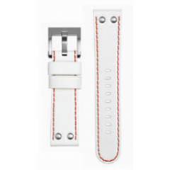 TW Steel CEB102 watch strap white 22 mm
