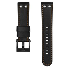 TW Steel CEB106 watch strap black 22 mm