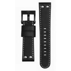 TW Steel CEB107 watch strap black 22 mm