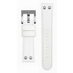 TW Steel CEB108 watch strap white 22 mm