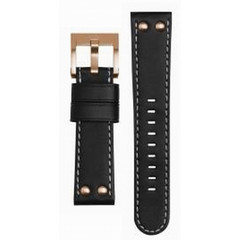 TW Steel CEB105 watch strap black 22 mm