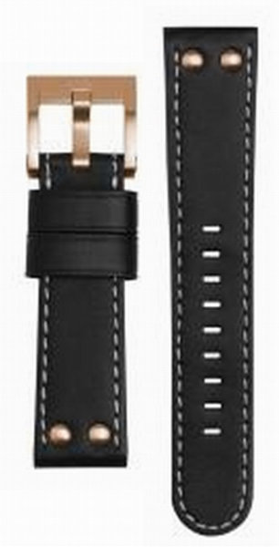TW Steel TW Steel CEB105 watch strap black 22 mm