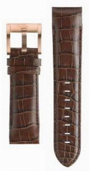 TW Steel TW Steel CEB205 leather watch strap brown 24 mm