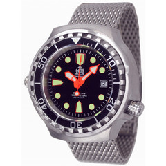 Tauchmeister T0079MIL automatic professional diver watch 100 ATM