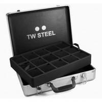 TW Steel TW Steel ALUCASE 1 Aluminium Uhrenkoffer für 30 Uhren