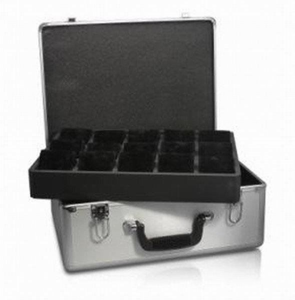 TW Steel TW Steel ALUCASE 2 aluminum watch collector suitcase 30 watches