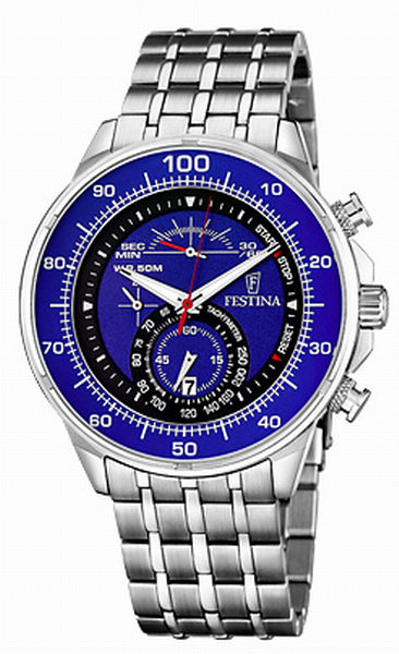Festina Festina F6830/3 Sports Chronograph Uhr 45mm