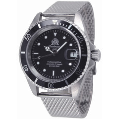 Tauchmeister T0006MIL professional automatic diving watch