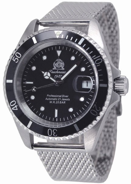Tauchmeister Tauchmeister T0006MIL professional automatic diving watch