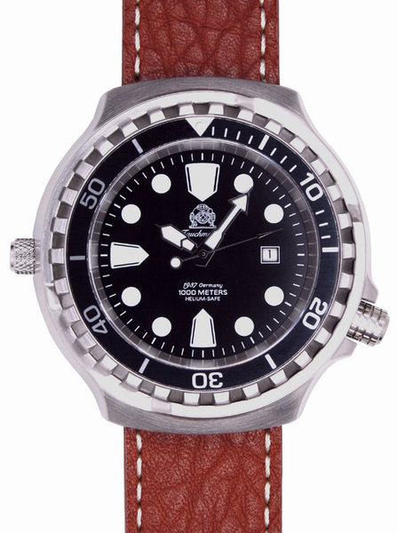 Tauchmeister Tauchmeister T0254B automatic XXL diving watch 100ATM