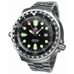 Tauchmeister T0266M automatic XXL diving watch 100ATM