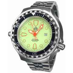 Tauchmeister T0269M XXL automatic diver watch 100ATM